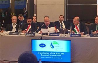 سفير مصر باليونان يترأس الوفد المشارك فى الاجتماع الوزارى لمنظمة التعاون الاقتصادى لدول البحر الأسود