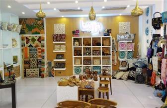 «تنمية المشروعات» يقيم معرضا للمنتجات التراثية بشرم الشيخ |صور