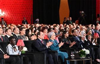 افتتاح مسرح منتدى شباب العالم يشهد عروضا فنية ومسرحية عالمية