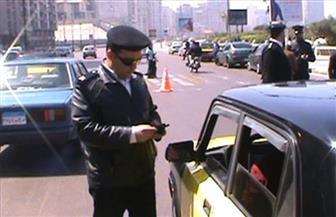 ضبط 1989 مخالفة مرورية متنوعة في حملات لتحقيق الانضباط المروري