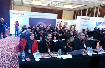 انطلاق مؤتمر تصدير المنتجات المصرية إلى إفريقيا والشرق الأوسط  بالغردقة | صور