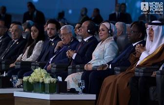 الرئيس السيسي يشاهد فيلما تسجيليا عن «المسلة الفرعونية حول العالم»