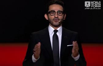أحمد حلمي: «ليس المهم الديانة أو الجنسية أو اللون ولكن.. الإنسانية»| فيديو