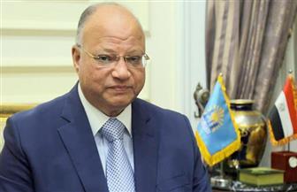 محافظ القاهرة يتابع تطوير محور جسر السويس