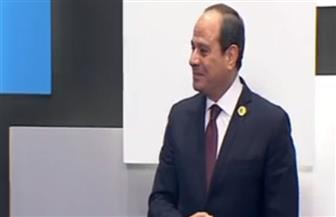 الرئيس السيسي يصل مركز المؤتمرات الدولية بشرم الشيخ للمشاركة في جلسات منتدى شباب العالم 2019