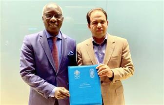 الأمين العام للجنة الأخوة الإنسانية يلتقي المستشار الخاص لأمين عام الأمم المتحدة