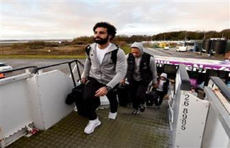 بعثة ليفربول تغادر إنجلترا للمشاركة في كأس العالم للأندية | صور