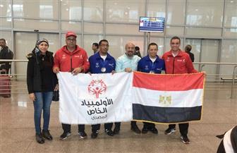 عودة بعثة الأوليمبياد الخاص بعد المشاركة بكأس الشيخ خالد بن حمد للفروسية بالبحرين