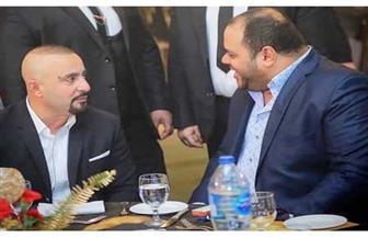 """محمد ممدوح مع """"السقا"""": """"استنوني في العنكبوت"""""""