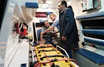 رفع درجة الاستعداد إلى القصوى في إسعاف البحر الأحمر| صور