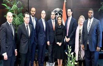 وفد الكونجرس: مصر أصبحت وجهة للاستثمارات الأمريكية في الشرق الأوسط وإفريقيا
