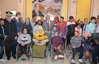 مديريات الأمن تواصل احتفالها باليوم العالمي للأشخاص ذوي الإعاقة