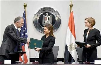 مصر وأمريكا توقعان المرحلة الثانية من مبادرة تنمية سيناء بقيمة 6 ملايين دولار