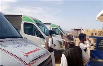 صحة جنوب سيناء: قوافل طبية مجانية لفحص وعلاج الأمراض المزمنة بأودية أبورديس