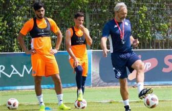 اليوم.. بيراميدز يختتم استعداداته لمواجهة الجونة في الدوري الممتاز