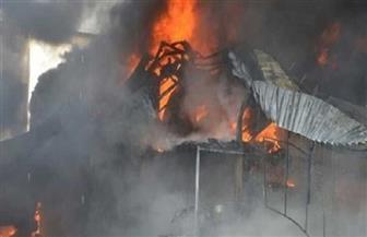 السيطرة على حريقين فى البلينا وطما دون خسائر بشرية