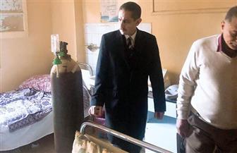 محافظ الغربية يستبعد مدير الوحدة الصحية بقرية صفط تراب لعدم الانضباط والإهمال| صور
