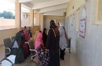 الكشف على 413 مواطنا خلال قافلة طبية مجانية بأبو رماد بالبحر الأحمر   صور