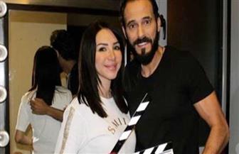 إنجي علاء تعلن عن موعد عرض مسلسل «كوفيد 25»