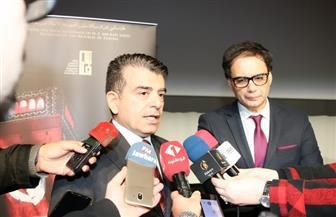 """تفاصيل المؤتمر الصحفي المشترك لوزير الثقافة ومدير عام """"إيسيسكو"""""""