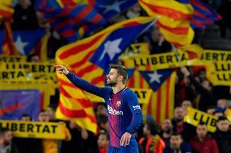 كلاسيكو برشلونة وريال مدريد وسط دعوات الانفصاليين