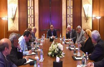 رئيس الوزراء يتابع مشروع تطوير مدينة شرم الشيخ