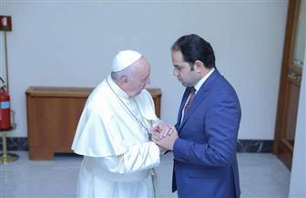 الأمين العام للأخوة الإنسانية يهنئ بابا الفاتيكان بعيد ميلاده الثالث والثمانين | صور
