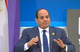 """الرئيس السيسي لـ """"شباب العالم"""": لا نقدم النصائح التى تؤدى إلى خراب الأمم والشعوب"""