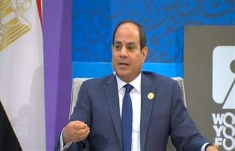 الرئيس السيسي: الله هيأ الأسباب حتى لا تسقط مصر رغم تآمر المتآمرين
