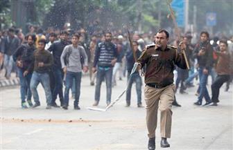 اشتباكات في العاصمة الهندية بسبب قانون الجنسية