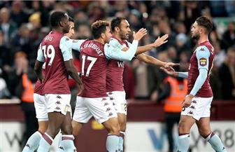 """تريزيجيه والمحمدي يصنعان.. أستون فيلا يقصي """"رديف ليفربول"""" من كأس رابطة الأندية الإنجليزية بخماسية"""