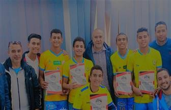 الإسماعيلي يوقع عقودا طويلة الأمد مع خماسي فريق الشباب