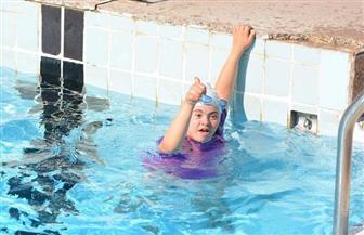 مشاركة مثمرة لأبطال الأولمبياد الخاص المصري في البطولة الأولى للسباحة