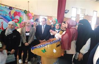 محافظ شمال سيناء يشهد احتفال مديرية التربية والتعليم بأعياد الطفولة بالعريش| صور