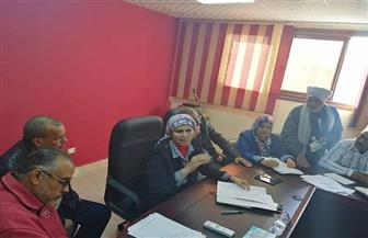 رئيسة مدينة سفاجا تفحص شكوى 35 مواطنا خلال اللقاء الأسبوعي | صور