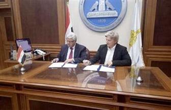 """اتفاقية تعاون مشترك بين """"هندسة عين شمس"""" و""""عمارة جرونوبل"""" بفرنسا"""