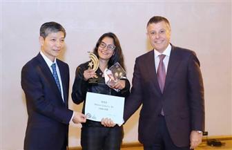 رئيس جامعة عين شمس وسفير الصين بالقاهرة يسلمان جائزة الدكتور وحيد العبيسي في الترجمة