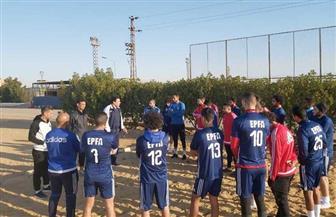 غدا بدء المرحلة الثانية من معسكر جمعية اللاعبين المحترفين بالأسيوطي | صور