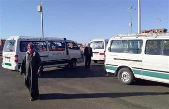 رئيس مدينة سفاجا: مواصلات العرايشي تعمل بكامل طاقتها وأحذر السائقين