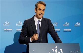 رئيس وزراء اليونان يفتتح أعمال مشروع تطوير موقع مطار أثينا القديم