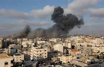 جيش الاحتلال الاسرائيلي يقصف مواقع في غزة