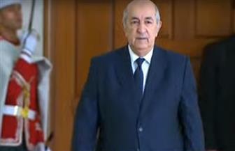الرئيس الجزائري الجديد يؤدي اليمين الدستورية| فيديو