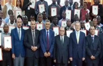تخريج 57 متدربا من دول حوض النيل في 5 دورات تدريبية للكهرباء