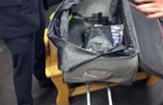 إحباط تهريب كمية من الكوكايين والأقراص المخدرة بحوزة أجنبي للبلاد بمطار القاهرة