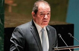 وزير الخارجية الجزائري يبحث مع أمين الأمم المتحدة الأوضاع في ليبيا ومالي