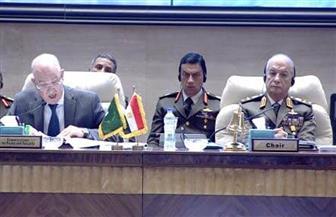 القائد العام للقوات المسلحة: نتطلع لمزيد من التعاون العسكرى والأمنى مع دول إفريقيا