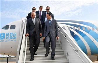 علي عبدالعال يصل جوبا عاصمة جنوب السودان لبحث العلاقات الثنائية في رسالة دعم من الدولة المصرية | صور