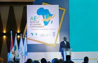 محافظ البنك المركزي ووزيرة الاستثمار يفتتحان المؤتمر الاقتصادى الإفريقى بشرم الشيخ