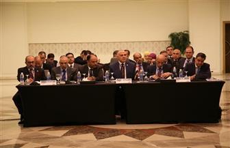 صور فاعليات الاجتماع الثاني لمفاوضات سد النهضة المنعقد بالقاهرة