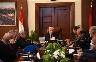 محافظ بورسعيد يبحث استعدادات المحافظة لعيدها القومي الـ63 | صور